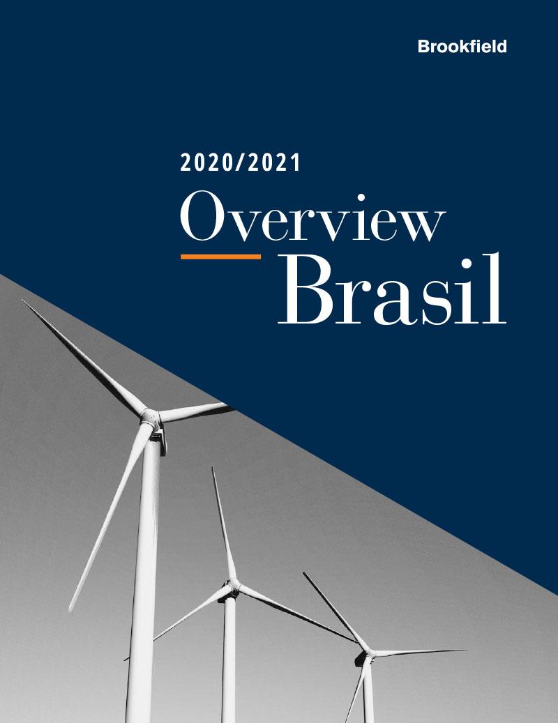 Henrique Carsalade Martins | Brookfield Brasil | Relatório da Brookfield apresenta resultados de 2020 no Brasil